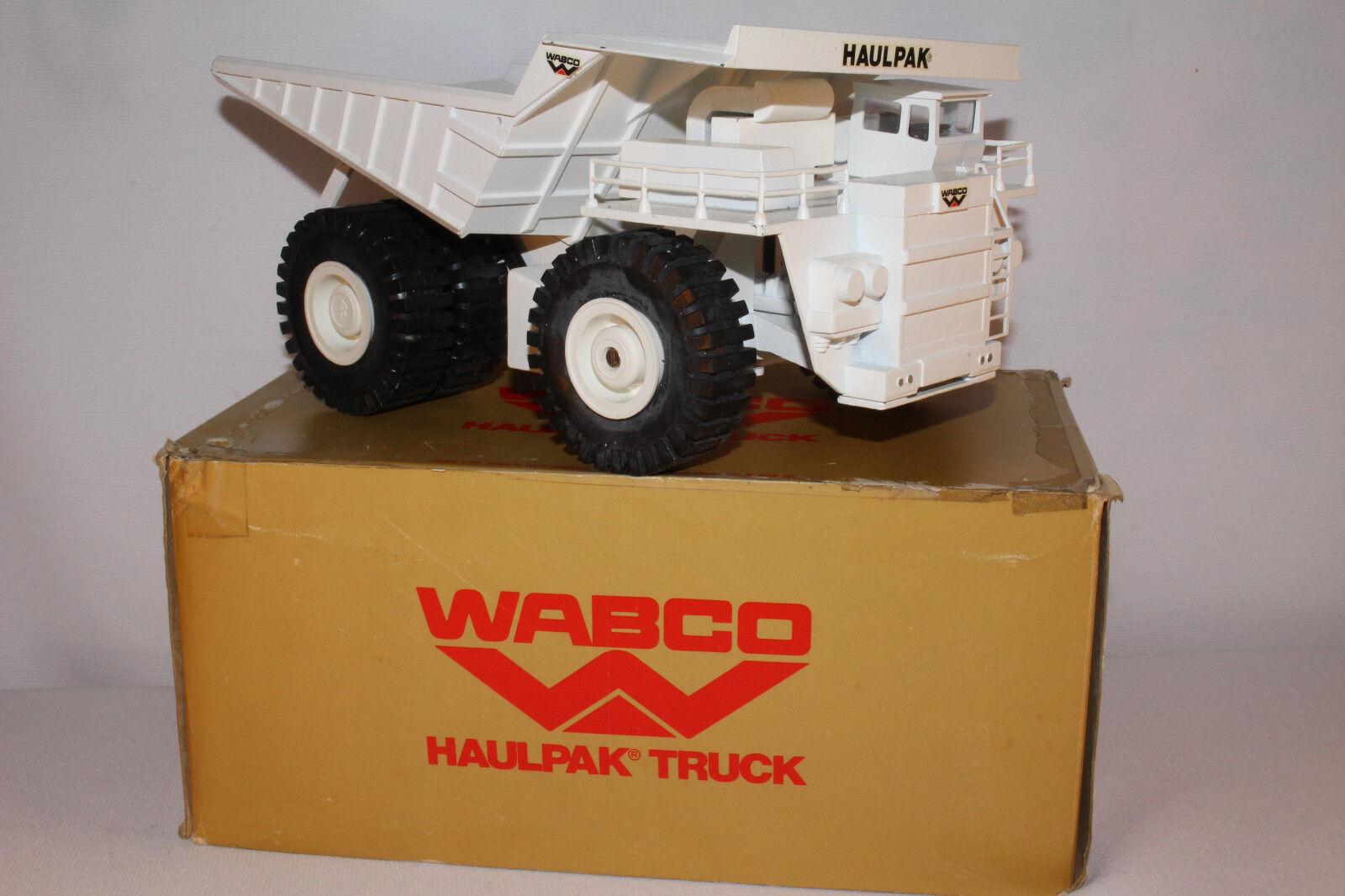 Conrad Wabco Haulpak Data Mining Camion - 1 50 Scala Nice con Scatola