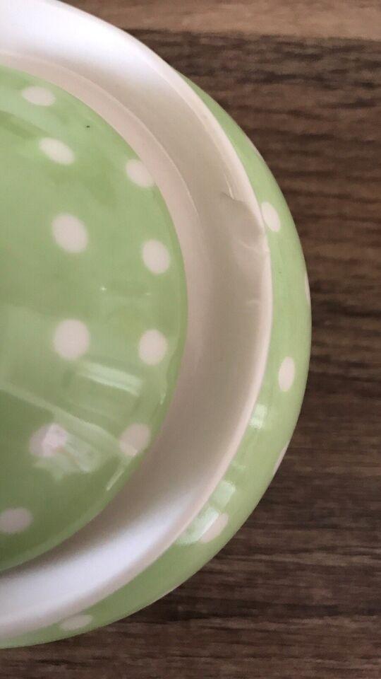 Porcelæn, Kande, sukkerskål