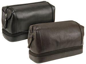 Image is loading Primehide-Mens-Bottom-Zip-Top-Frame-Leather-Wash- 2307e98afaf82