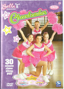 Bella-Dancerella-Cheerleader-REGION-1-DVD-FREE-POST