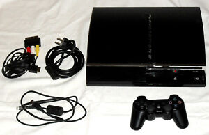 PlayStation 3 consola (500 gb) + FW 3.55 + Sony Controller 60gb SACD 60 cechc 04
