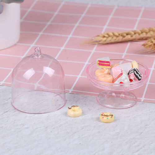 1//12 dollhouse miniature jar simulation accessories food dessert model toys X