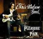 Pleasure and Pain Chris Watson 0661799832502