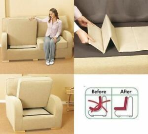 Image Is Loading New Deluxe Sofa Seat Rejuvenator Boards Armchairs Support