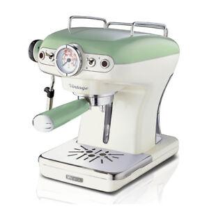 ARIETE 1389 macchina da caffè VINTAGE VINO lettura espressomaschnen ...