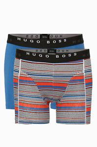 Hugo-boss-Emballage-de-2-Calecon-Boxer-50271735-Cycliste-2PACK-2PFN-Imprimer