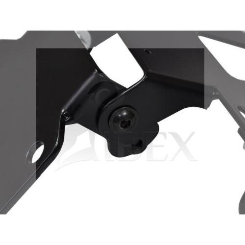 Kawasaki zx-10r ZX 10 R zx10r BJ 2006-07 matrícula soporte//placa de ibex