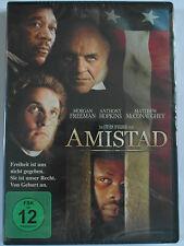 Amistad - Sklaven Meuterei, Anklage wegen Mord, Steven Spielberg, Morgan Freeman