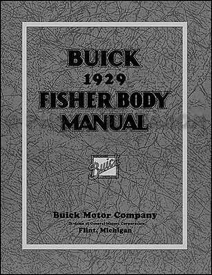 1988 Buick and Oldsmobile Body Shop Manual Fisher Body Repair Book Olds
