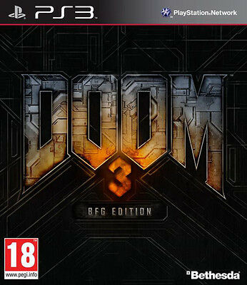 DOOM 3 ~ PS3 (in Great Condition)
