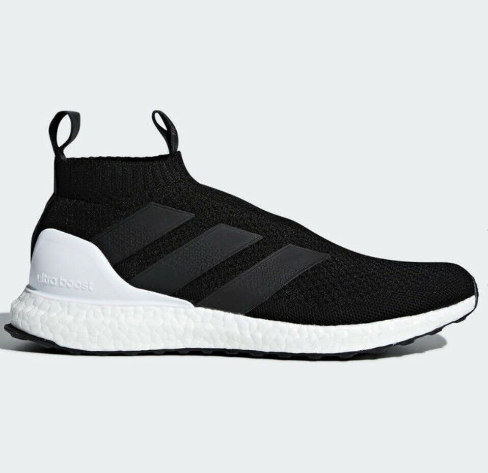 ADIDAS ACE 16+ ULTRABOOST MENS SOCCER SHOES SIZE 9.5 US