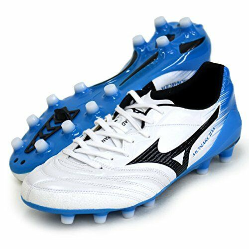 MIZUNO Soccer Spike Schuhe MONARCIDA 2 NEO JAPAN P1GA1820 Weiß US9.5(27,5cm)