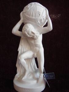 Alabaster-Atlas-griechische-Mythologie-Gotter-Griechenland-21-cm-Handarbeit