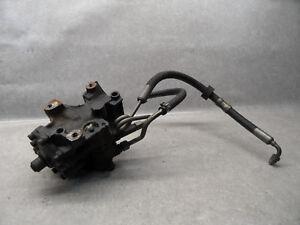 Mercedes-W208-C208-CLK-Lenkgetriebe-Servolenkung-1244610805-2024610601