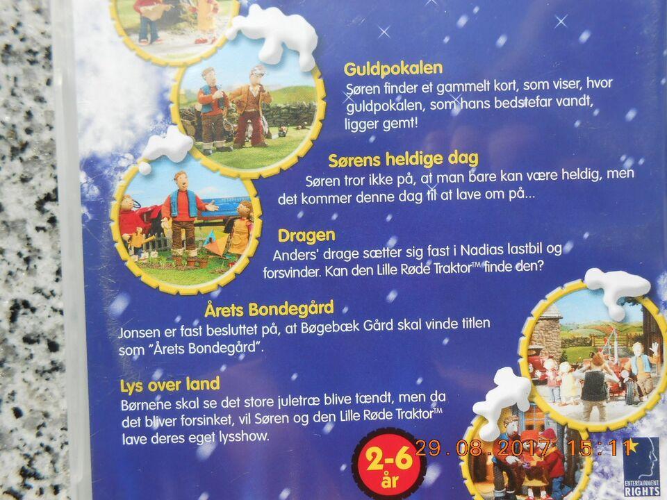 Lille Røde Traktor - lys over land, – dba.dk – Køb og Salg af Nyt og Brugt