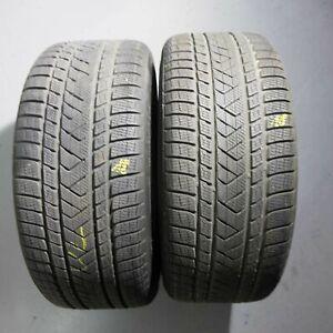 2x Pirelli Winter Sottozero 3 (B) Pneus d'hiver 265/40 R21 105W DOT 3917 7 mm