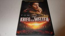 DVD  Krieg der Welten In der Hauptrolle Tom Cruise, Dakota Fanning, Tim Robbins