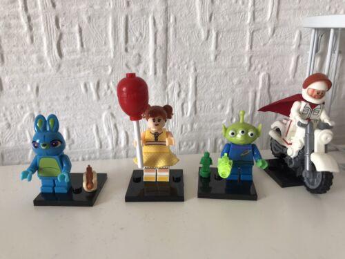 TOY STORY GABBY ALIEN DUKE CABOOM BUNNY MINI FIGURES Bundle Lego Compatible