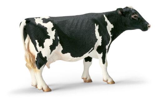 K28 Schleich 13633 Mucca Nero Colorato schleichtiere schleichtier vacche