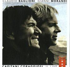 BAGLIONI CLAUDIO MORANDI GIANNI - CAPITANI CORAGGIOSI - BOX 5   LP VINILE NUOVO