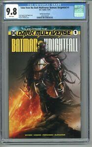 Tales-from-the-Dark-Multiverse-Batman-Knightfall-1-CGC-9-8-Mattina-Variant-Cover