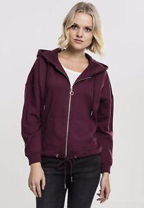 Urban Classics Ladies Basic Pull Over Jacket Damen Blouson NEU Gr.XS-XL
