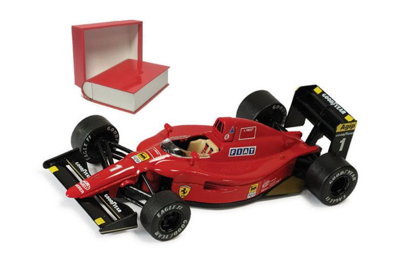 Ferrari 641 F1 1990 Prost Winner GP France SF06 1 43 Ixo Models
