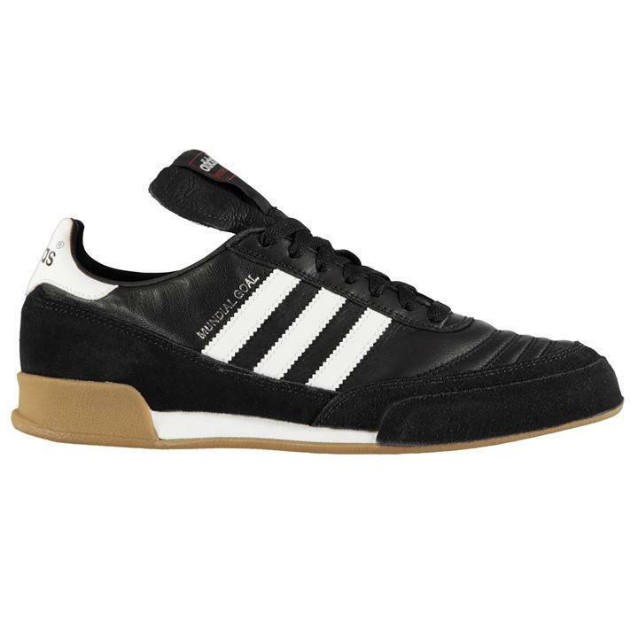 Adidas Mundial Goal Mens Indoor Football Trainers UK 9.5 US 10 EUR 44 5974