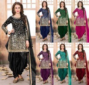 Patiala-Suit-Salwar-Punjabi-Kameez-Indian-Designer-Shalwar-Dress-Sc-Wedding-Wear