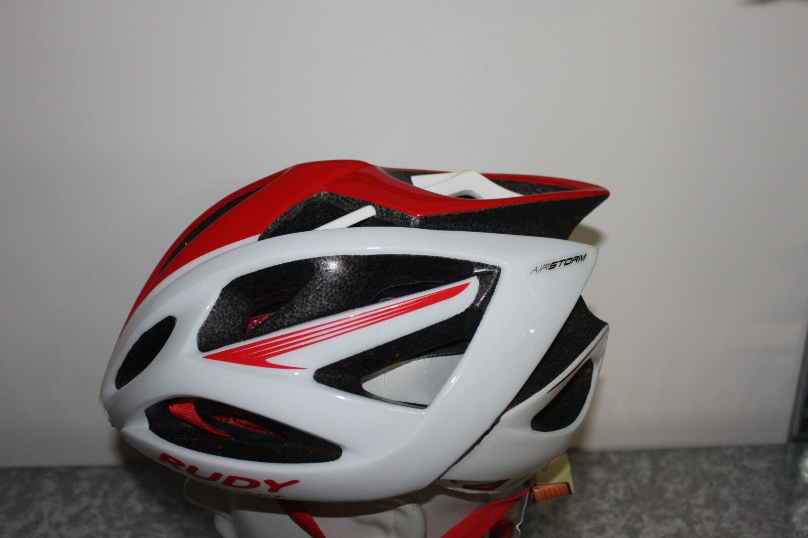 Rudy Project Airstorm Radhelm - Shiny red  Size L 59-61 cm