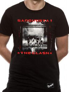The-Clash-039-Sandinista-039-T-Shirt-Official-Merchandise-Punk