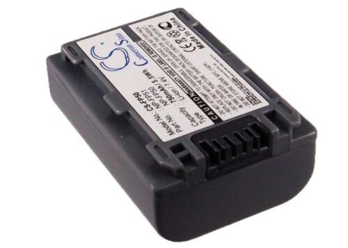 Dcr-hc65 Dcr-hc Dcr-dvd305e Dcr-dvd403e Premium Batería Para Sony Dcr-dvd105e