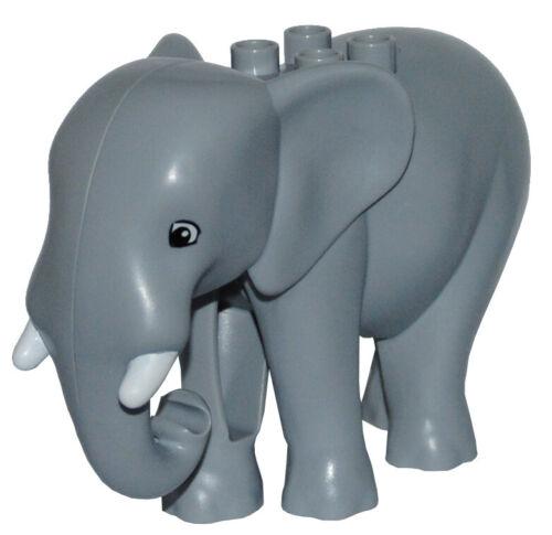 LEGO ® DUPLO ® Animal éléphant ZOO 89873 nouveau