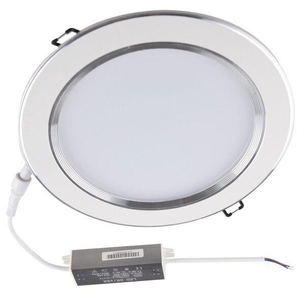 Cree/Epistar 3W 5W 7W 9W 12W 15W LED Recessed Lamp Bulb Ceiling Panel Downlight