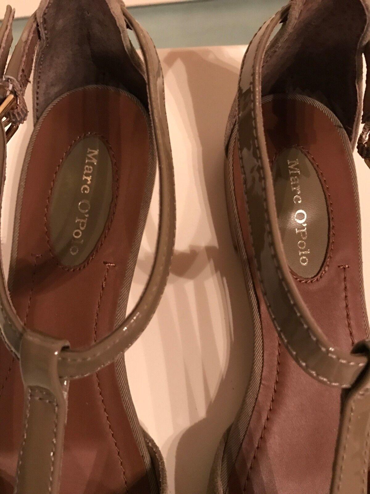 Scarpe da donna, Marco Polo, Taglia NUOVO, mai usato, cuoio, Taglia Polo, 38,5 2a048c