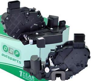 Land Rover Triple Pack cerraduras de alta seguridad de vehículos = 2 X Lado 1 X Puerta Trasera