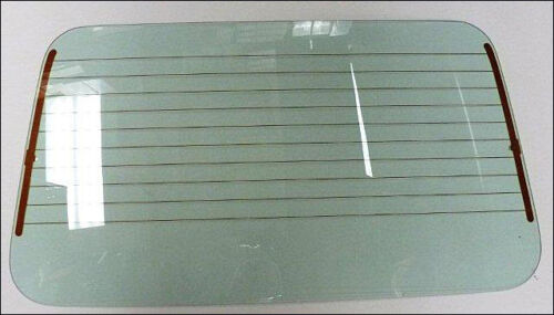 VW RABBIT CONVERTIBLE and CABRIOLET REAR WINDOW DEFROSTER GLASS 1979-1994