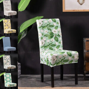 Stretch-Dining-Chair-Covers-Chair-Protector-Slipcover-Table-Home-Decor-Spandex