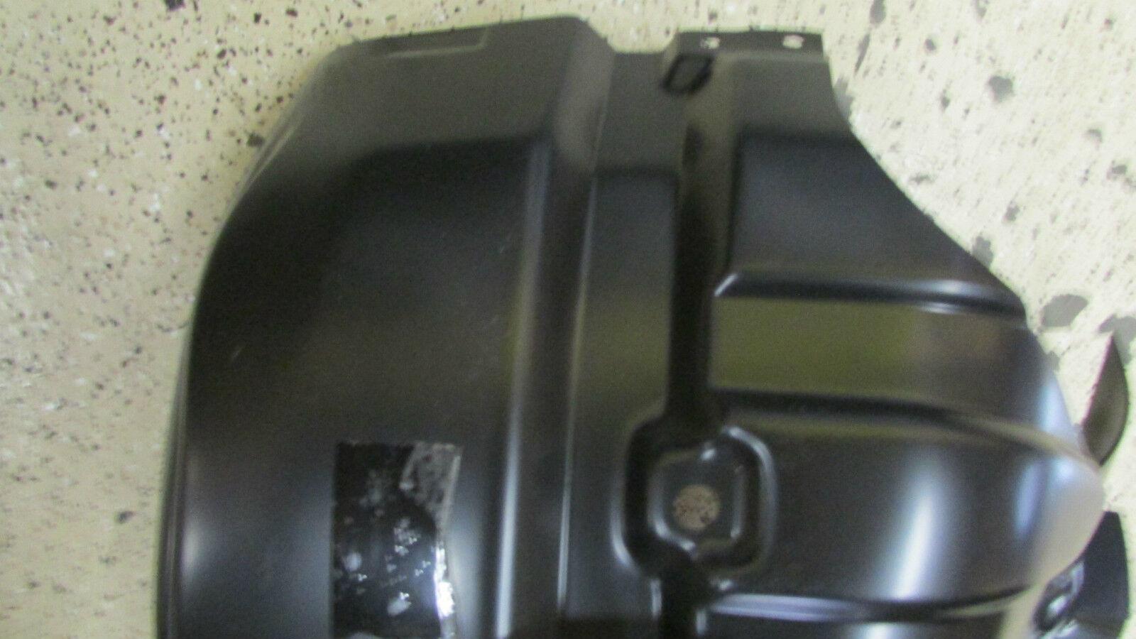 Maserati 3200 GT Forward Fender Liner New P//N 386101343 RH Rear