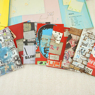 20pcs Photo Stickers Book Wall paper Stickers Diary Scrapbook Home Decor