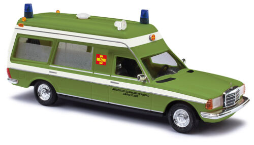 Busch 52204-1//87 Neu H0 Mercedes VF 123 Miesen ASB