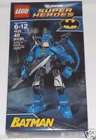 Lego Batman 4526 Authentic Dc Universe Super Heroes Retired Sealed Dark Knight