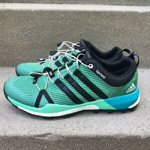 Details about Adidas Women's US 8.5 Mountain Grip Trail Hiking Sneakers Shoes Laces UK 7
