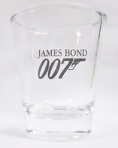 Very Nice James Bond 007 Glass Marble