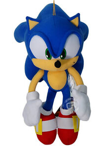 Sonic The Hedgehog Sega Plush Peluche JAPAN