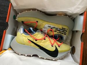 Nike x Off-White Vapor Street Yellow (M 9.5/W 11)   eBay
