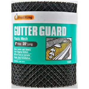 1 Roll 6 Quot X 20 Gutter Guard Protector 20 Of Plastic
