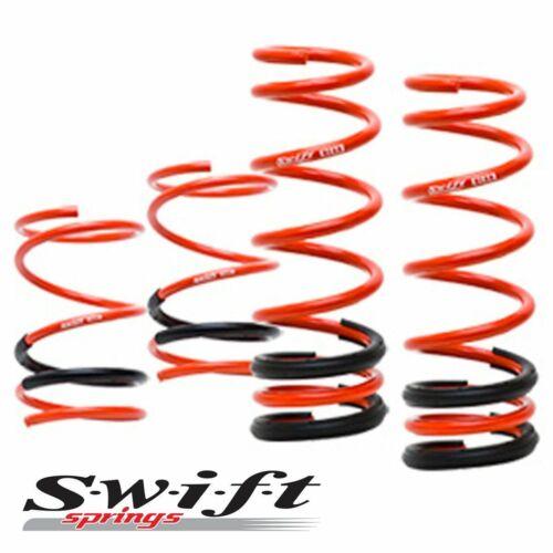 Swift Sport Lowering Springs for 11 Honda CR-Z 4H914