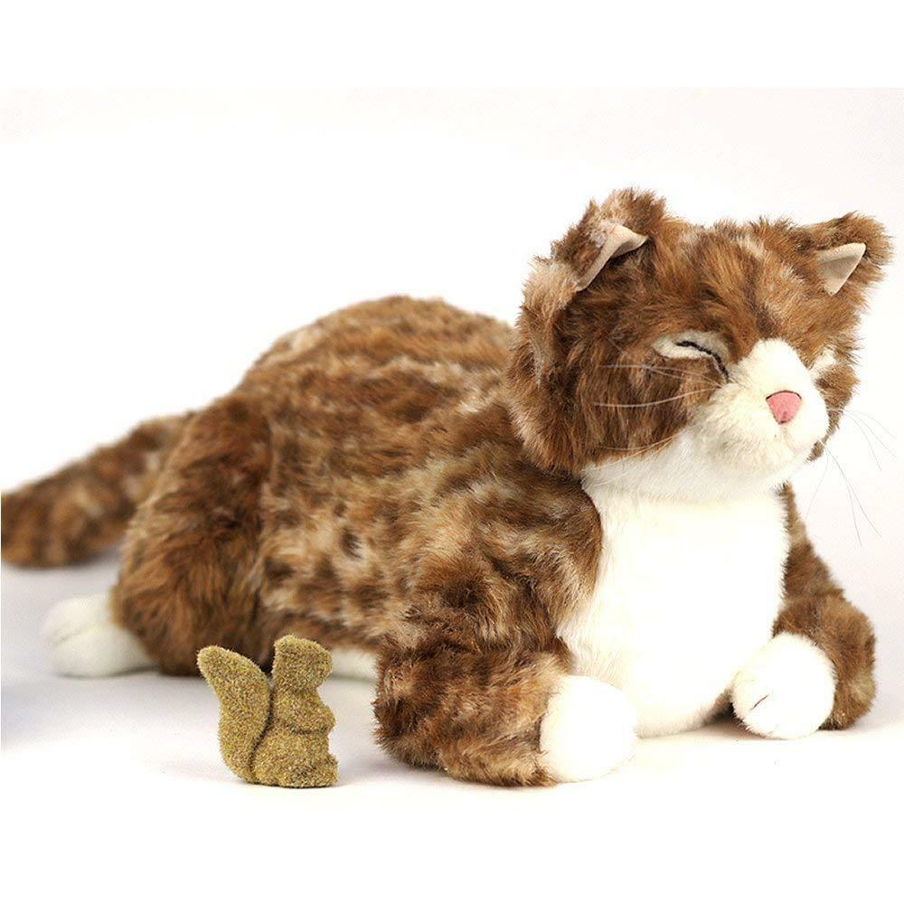 Cat Stuffed Plush Toy Nap Mix Mongrel cat Japan Animal Big Gorgeous 40cm 15.7in