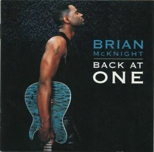 BRIAN-MCKNIGHT-back-at-one-CD-album-1999-RnB-swing-very-good-condition